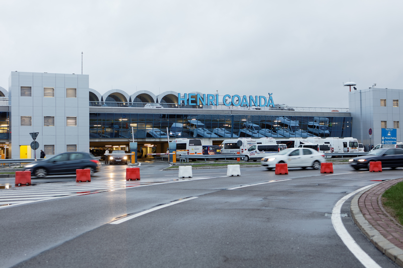 Henri Coanda Airport consists of a single passenger terminal.